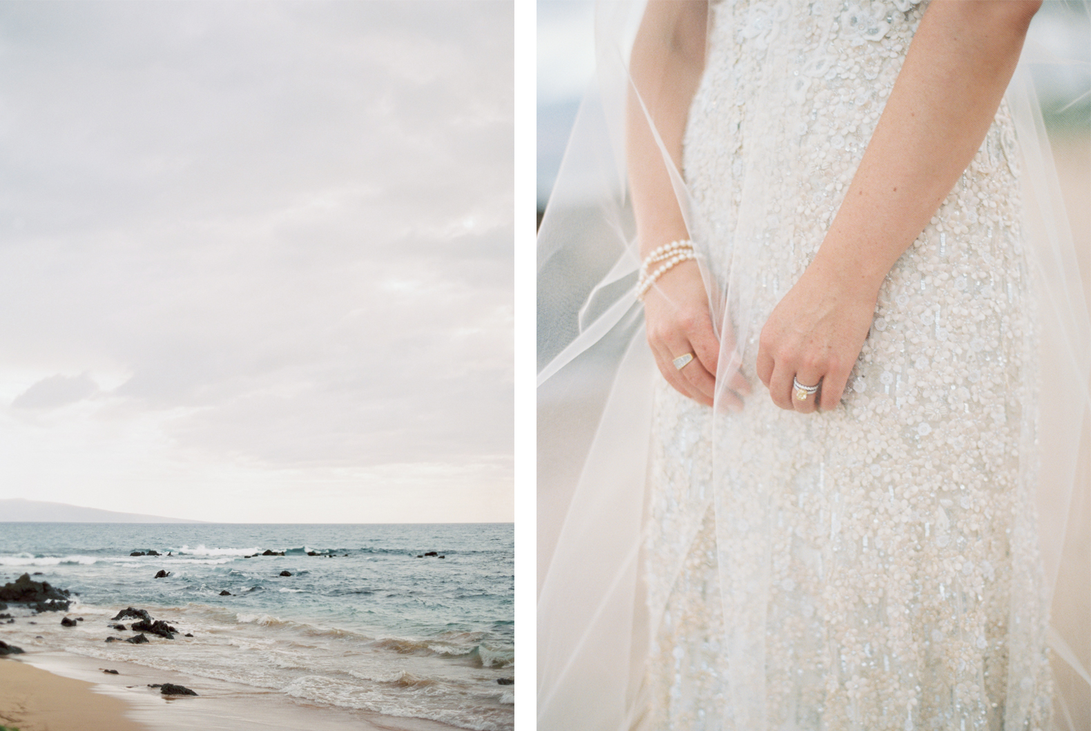 la Happy Calligraphy - Hawaiian Wedding