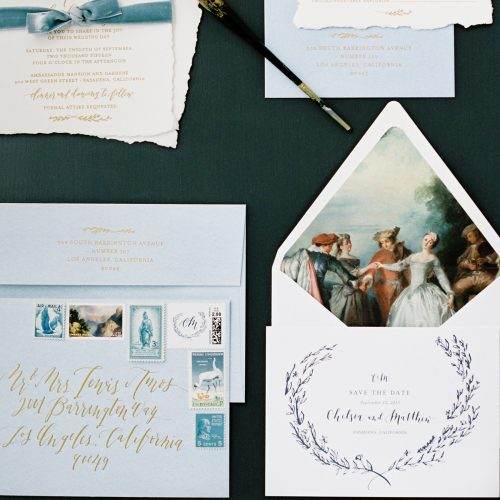 la Happy Design invitation set_featured